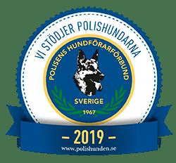 Ronqvist Rör stödjer Polishundarna