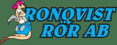 Ronqvist Rör AB Logotyp